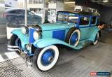 Classic 1930 Cord L-29 BROUGHAM 1930 Cord for Sale