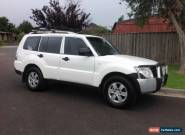 pajero NS 2007 3.2 Turbo Diesel 5 speed Manual for Sale