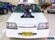 1985 Holden Commodore SL VK White Automatic A Sedan for Sale