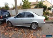 1998 BMW 5-Series Base Sedan 4-Door for Sale