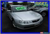 Classic 2003 Holden Berlina VY Silver Automatic 4sp A Sedan for Sale
