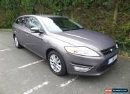 FORD MONDEO 2.0TDCI 140BHP 6SPEED ESTATE CAR '61'REG for Sale