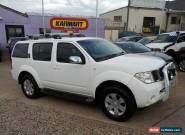 2005 NISSAN R51 PATHFINDER ST 4X4 2.5L TURBO DIESEL IN 6 SP MANUAL 7 SEATER  for Sale