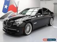 2011 BMW 7-Series Base Sedan 4-Door for Sale