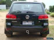 2004 Volkswagen Touareg V8 petrol for Sale