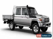 2014 Toyota Landcruiser VDJ79R MY12 Update GXL (4x4) Silver Manual 5sp M for Sale