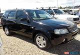Classic 2004 FORD SX TERRITORY GHIA AWD EXCELLENT CONDITION DRIVES LIKE NEW  for Sale