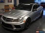 Mercedes-Benz: C-Class c63 for Sale