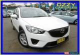Classic 2014 Mazda CX-5 MY13 Upgrade Maxx (4x4) White Automatic 6sp A Wagon for Sale