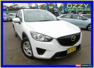 2014 Mazda CX-5 MY13 Upgrade Maxx (4x4) White Automatic 6sp A Wagon for Sale