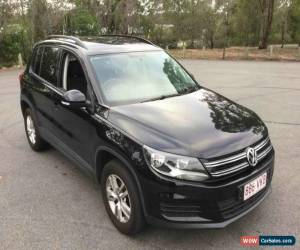 Classic 2014 Volkswagen Tiguan 5NC MY14.5 118 TSI (4x2) Deep Black Automatic 6sp A for Sale