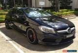 Classic 2013 MERCEDES A45 AMG BLACK UPGRADES CHEAP for Sale