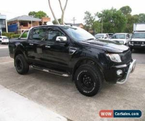 Classic 2015 Ford Ranger PX XLT 3.2 (4x4) Black Automatic 6sp A Dual Cab Utility for Sale