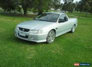 VZ COMMODORE AUTO UTE , 166KLMS with RWC for Sale