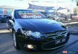 Classic 2012 Ford Falcon FG MK2 G6 EcoBoost Black Automatic 6sp A Sedan for Sale