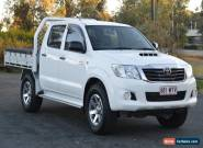 2013 Toyota Hilux SR 4WD Turbo Diesel Automatic Stability Pack  for Sale