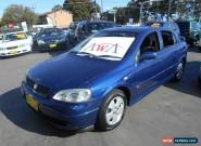 2003 Holden Astra TS CD Manual 5sp M Hatchback for Sale