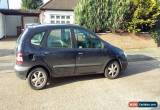 Classic Renault Megane scenic sport 1.6, W reg year 2000, with MOT until July 2016. for Sale