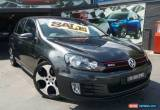 Classic 2010 Volkswagen Golf 1K MY10 GTi Grey Automatic 6sp A Hatchback for Sale