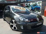 2010 Volkswagen Golf 1K MY10 GTi Grey Automatic 6sp A Hatchback for Sale