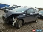 Ford Fiesta 2010 1.4 Diesel Manual Damaged for Sale