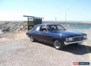 Holden Kingswood for Sale
