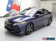 2016 Honda Accord Touring Coupe 2-Door for Sale