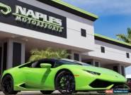2015 Lamborghini Other LP610-4 Coupe 2-Door for Sale