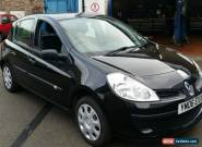 2006 Renault Clio 1.2 5door, 12 Months MOT, lots of history, 2 Previous keepers for Sale