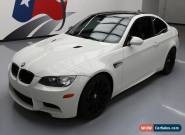 2013 BMW M3 Base Coupe 2-Door for Sale