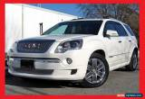 Classic 2012 GMC Acadia DENALI for Sale