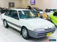 1986 Holden Commodore VL Executive White Automatic A Sedan for Sale