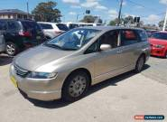 2006 Honda Odyssey 20 Gold Automatic 5sp A Wagon for Sale