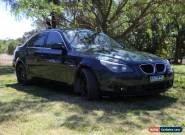 2004 BMW 530i E60 Auto Green for Sale