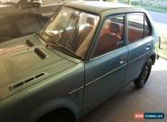 Honda Civic 1975 4D Automatic for Sale