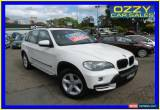 Classic 2007 BMW X5 E70 3.0D Executive White Automatic 6sp A Wagon for Sale