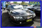 Classic 2003 Holden Crewman VY II Black Automatic 4sp A Crew Cab Utility for Sale