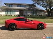 2015 Ferrari F12 Base Coupe 2-Door for Sale
