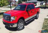 Classic 2013 Ford F-150 XLT Extended Cab Pickup 4-Door for Sale
