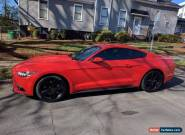 2015 Ford Mustang EcoBoost Premium Coupe 2-Door for Sale