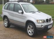 BMW X5 SPORT 3.0D, SAT NAV, XENONS, FRONT AND REAR HEATED SEATS, INDIVIDUAL SPEC for Sale