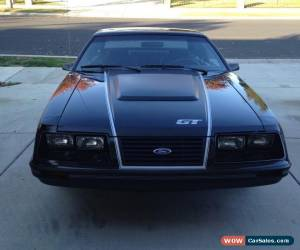 Classic 1983 Ford Mustang GT 3-door for Sale