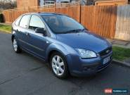 2006 Ford Focus Sport 1.6 TDCI 5 Door - Turbo Diesel - For Spares or Repair! for Sale