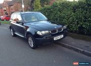 BMW x3 2.5i SE for Sale