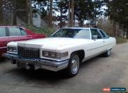 1976 Cadillac DeVille Base Coupe 2-Door for Sale