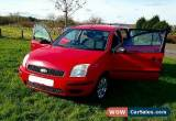 Classic 2004 FORD FUSION 2 TDCI 1.4 RED for Sale