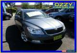 Classic 2011 Skoda Octavia 1Z MY11 90 TSI Grey Automatic 7sp A Liftback for Sale