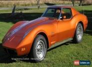 1974 Chevrolet Corvette Base Coupe 2-Door for Sale