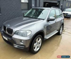 Classic 2008 BMW X5 E70 3.0SI Executive Grey Automatic 6sp A Wagon for Sale