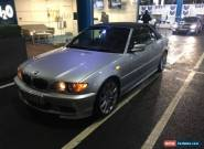 BMW 3 Series 2.5 325Ci Sport 2dr Convertible AUTOMATIC for Sale
